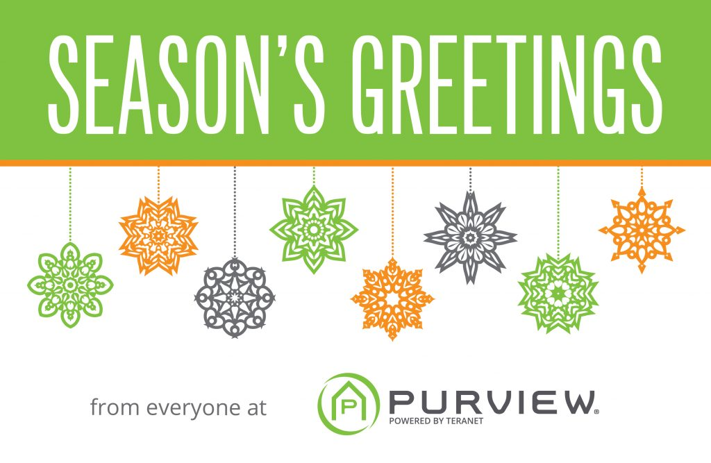 Happy Holidays from all of us at Purview. | Purview For Morgage Brokers
