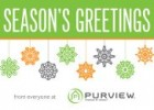 Happy Holidays from Purview